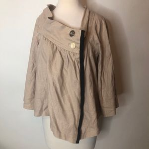 Nelli USA Cowl Neck Jacket